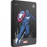 Seagate Game Drive 2TB PS4 Marvel Avengers Cap Edition 2.5