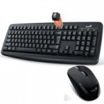 Genius Kit Smart KM-8100 Teclado y Mouse Inalambrico Negro