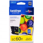 Cartridges de Tinta Brother Amarillo LC60Y