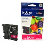 Cartridges de Tinta Brother Magenta LC-60M
